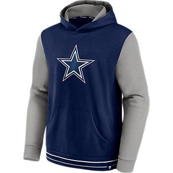 Dallas Cowboys Mens Last Whistle Pullover Hoodie