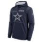 Dallas Cowboys Nike Mens Sideline Therma Pullover Hoodie