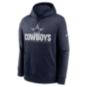Dallas Cowboys Nike Mens Club Pullover Hoodie