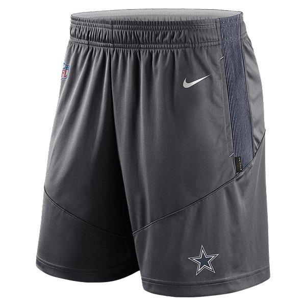 Dallas Cowboys Nike Mens Sideline Dry Knit Short