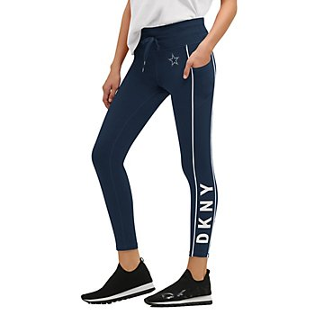 Dallas Cowboys DKNY Sport Womens Cora Legging