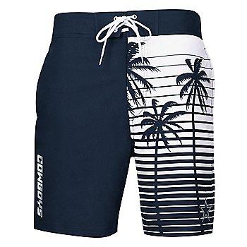 Dallas Cowboys Mens Tropical Swim Trunks