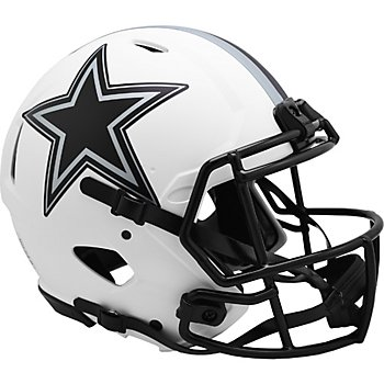 Dallas Cowboys Riddell Lunar Eclipse Speed Authentic Helmet