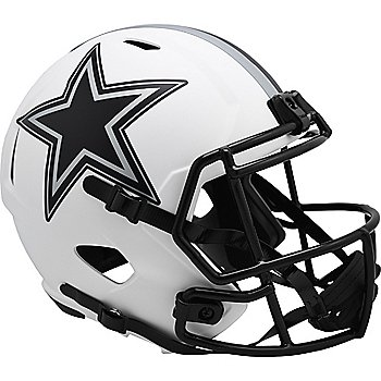 Dallas Cowboys Riddell Lunar Eclipse Speed Replica Helmet