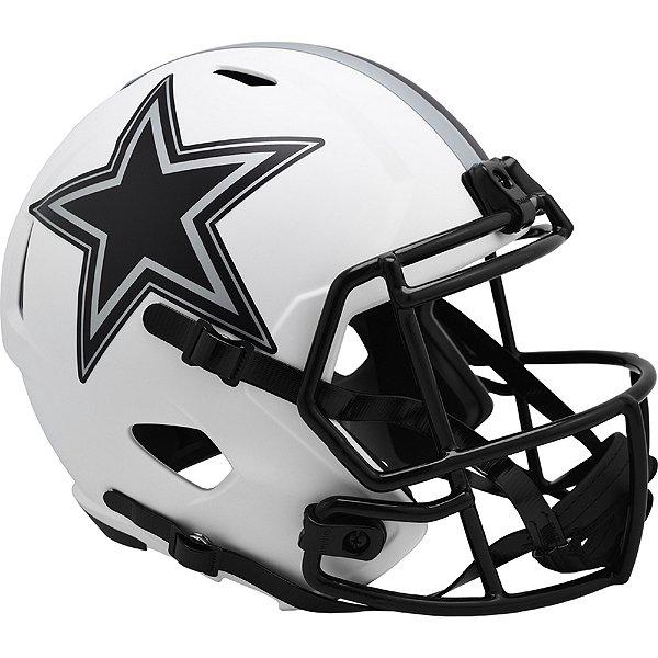 Dallas Cowboys Riddell Lunar Eclipse Speed Replica Helmet