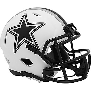 Dallas Cowboys Riddell Lunar Eclipse Speed Mini Helmet