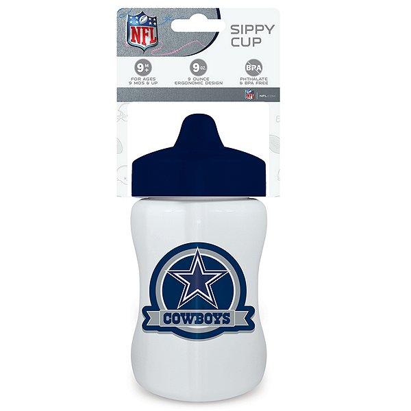 Dallas Cowboys 9 oz Star Sippy Cup
