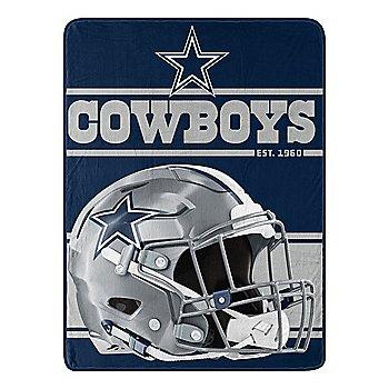 Dallas Cowboys Micro Raschel ThrowBlanket