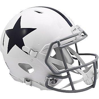 Dallas Cowboys Riddell Throwback Speed Authentic Helmet
