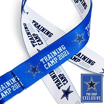 Dallas Cowboys 2021 Training Camp Reversible Lanyard