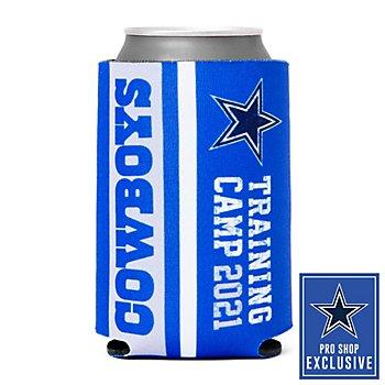 Dallas Cowboys 2021 Training Camp Royal Can Cooler