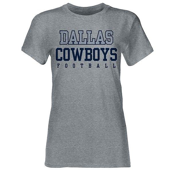 Dallas Cowboys Women's Practice Too T-Shirt