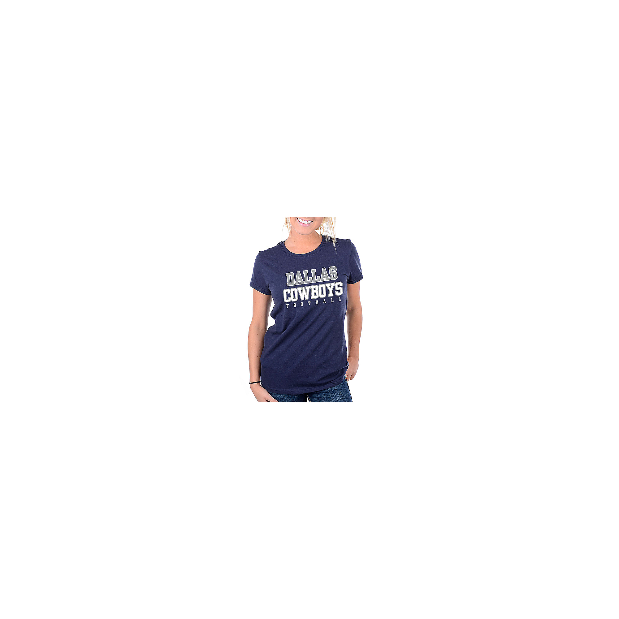 Dallas Cowboys Women's Practice Too T-Shirt