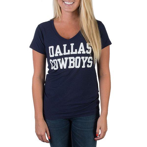 Dallas Cowboys Women's Coaches Too Slub Tee