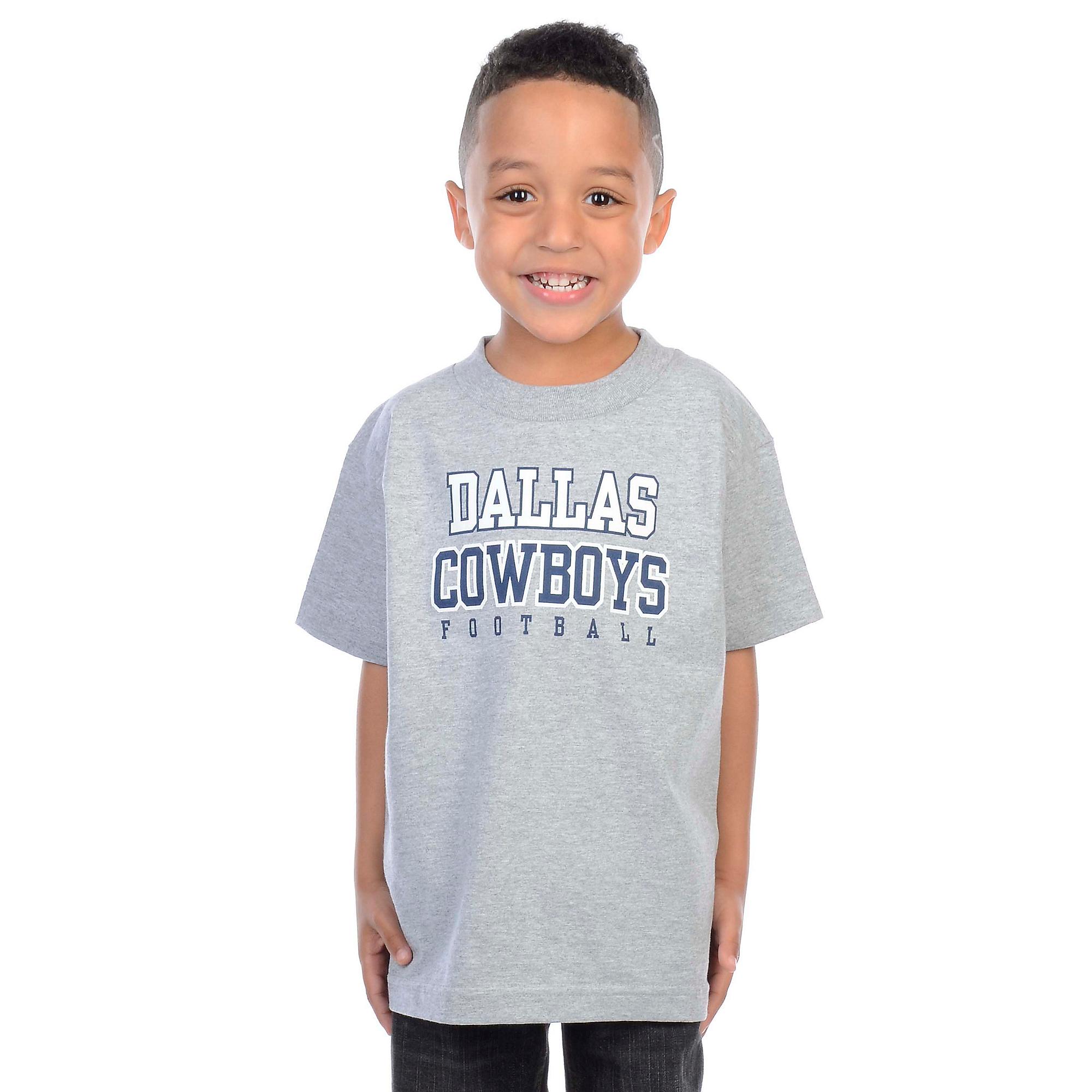 Dallas Cowboys Kids Practice T-Shirt