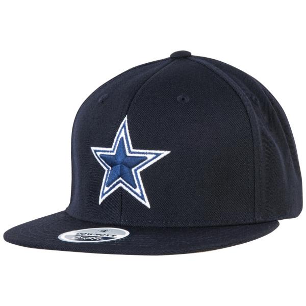 Dallas Cowboys Basic Snapback Cap