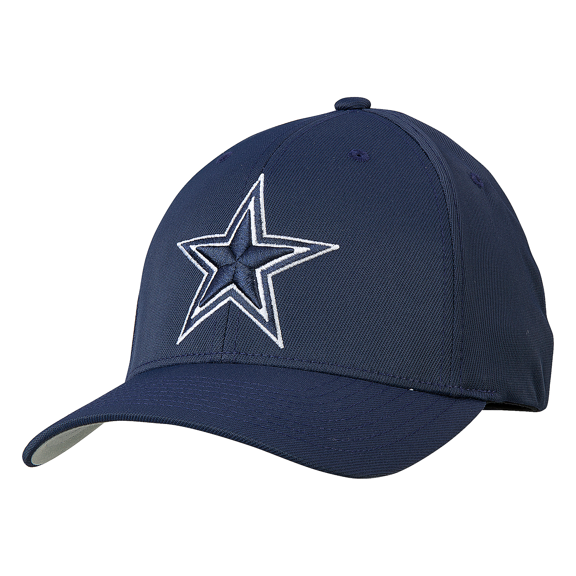 Dallas Cowboys Tactel Star Cap