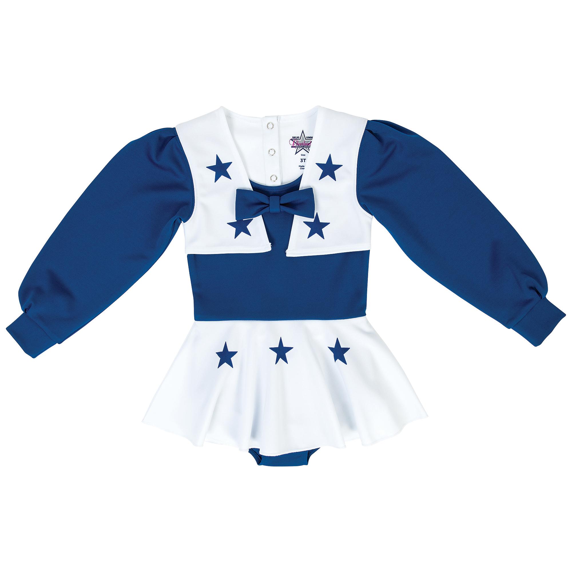Dallas Cowboys Cheerleader Girls Cheer Set