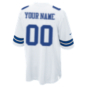 Dallas Cowboys Custom Nike White Game Replica Jersey 3XL-4XL