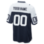 Dallas Cowboys Custom Nike Elite Throwback Jersey