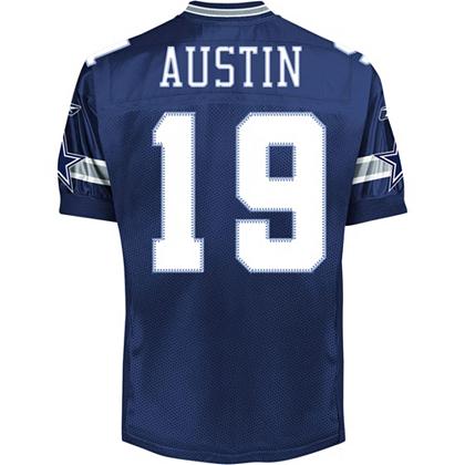 b41b5e619 ... 19 Dallas Cowboys Reebok Miles Austin Authentic Jersey Miles Austin  Dallas Cowboys Pro Shop ...