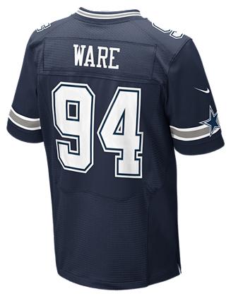 dallas cowboys demarcus ware 94 nike elite authentic jersey elite jerseys jerseys mens cowboys catalog dallas