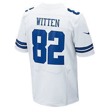 Dallas Cowboys Jason Witten #82 Nike Elite Authentic Jersey