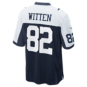 Dallas Cowboys Witten Nike Game Replica Throwback Jersey