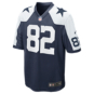 Dallas Cowboys Witten Nike Game Replica Throwback Jersey 3XL-4XL