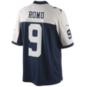Dallas Cowboys Romo Nike Limited Throwback Jersey 3XL-4XL