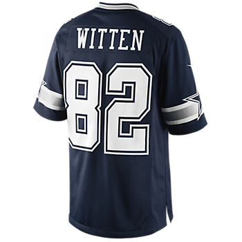 Dallas Cowboys Jason Witten #82 Nike Navy Limited Jersey