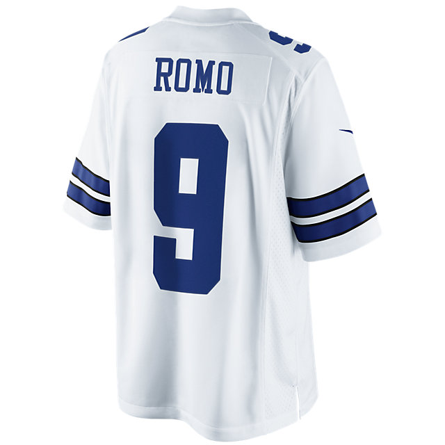 9 Cowboys Number Jersey Dallas