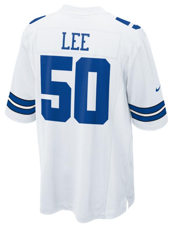 Dallas Cowboys Sean Lee #50 Nike White Game Replica Jersey