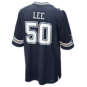 Dallas Cowboys Sean Lee #50 Nike Navy Game Replica Jersey 3XL-4XL