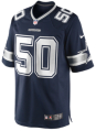 Dallas Cowboys Sean Lee #50 Nike Navy Limited Jersey