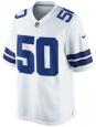 Dallas Cowboys Sean Lee #50 Nike White Limited Jersey