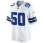 Dallas Cowboys Sean Lee #50 Nike White Limited Jersey