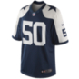 Dallas Cowboys Sean Lee #50 Nike Limited Throwback Jersey
