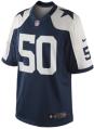 Dallas Cowboys Sean Lee #50 Nike Limited Throwback Jersey 3XL-4XL