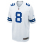 Dallas Cowboys Legend Troy Aikman #8 Nike Game Replica Jersey