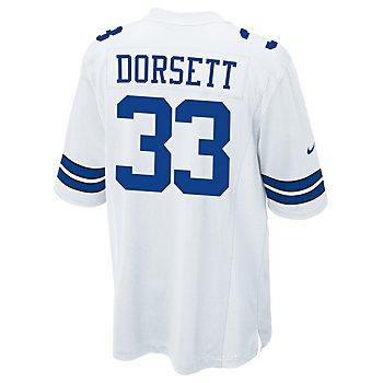 Dallas Cowboys Legend Tony Dorsett #33 Nike Game Replica Jersey