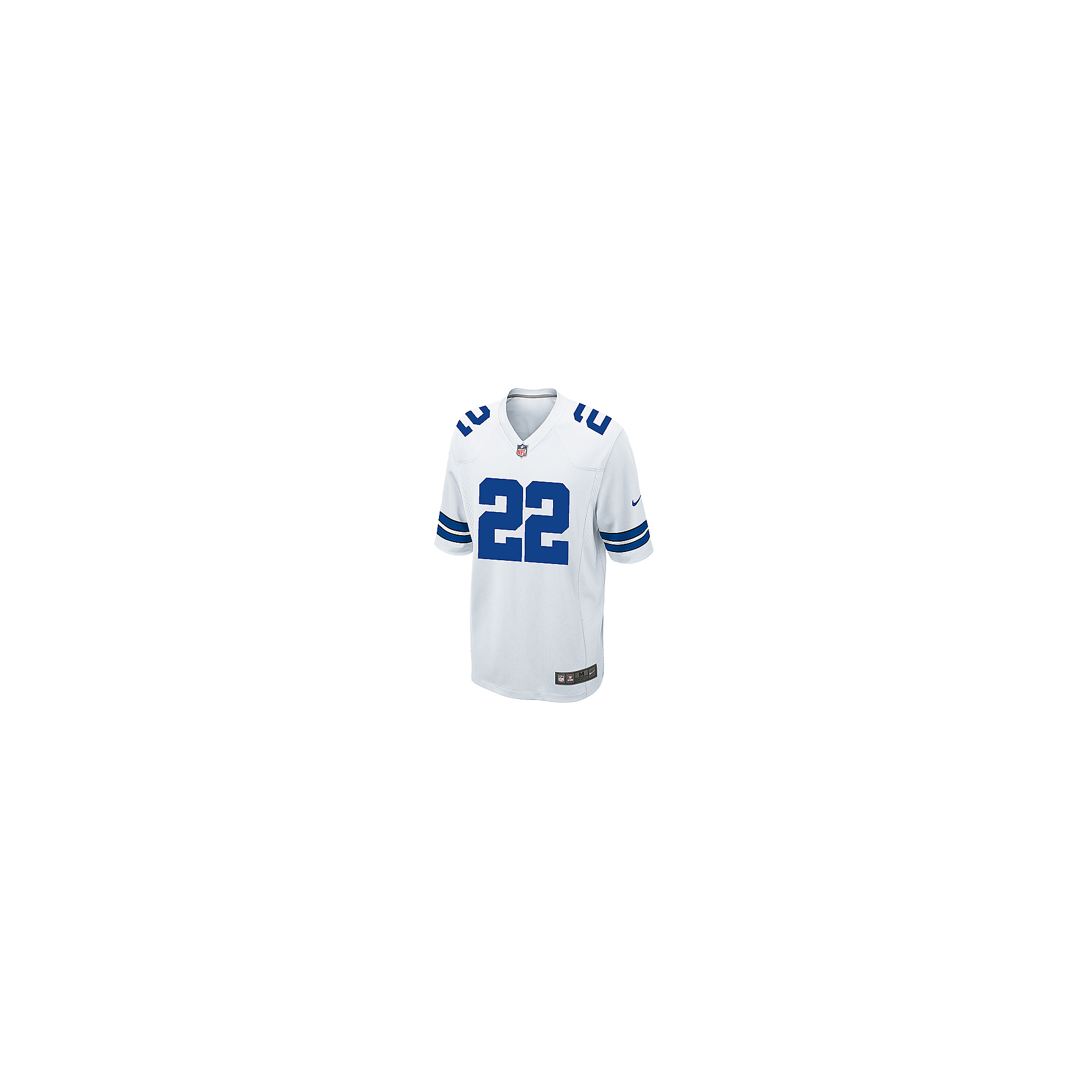 low priced a1d85 02961 Dallas Cowboys Legend Emmitt Smith Nike Game Replica Jersey ...