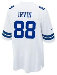 Dallas Cowboys Legend Michael Irvin Nike Game Replica Jersey