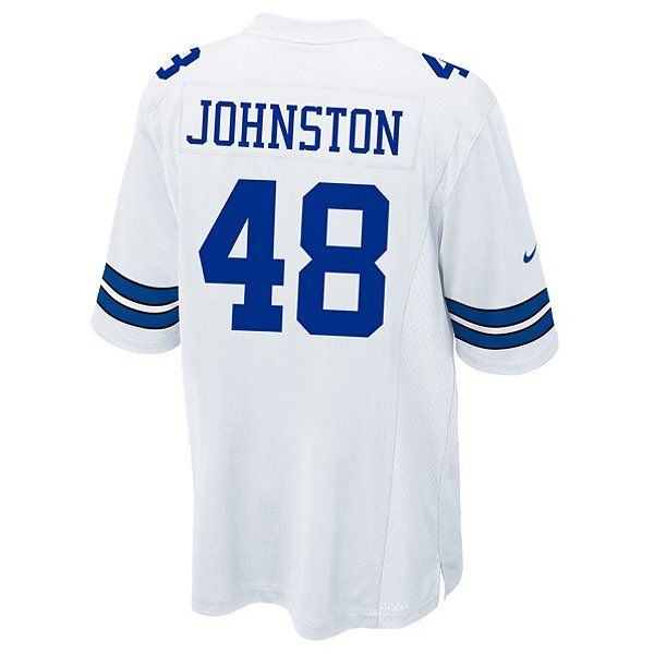 Dallas Cowboys Legend Daryl Johnston Nike Game Replica Jersey