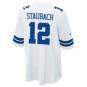 Dallas Cowboys Legend Roger Staubach Nike Game Replica Jersey