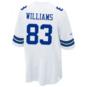 Dallas Cowboys Terrance Williams #83 Nike White Game Replica Jersey 3XL-4XL