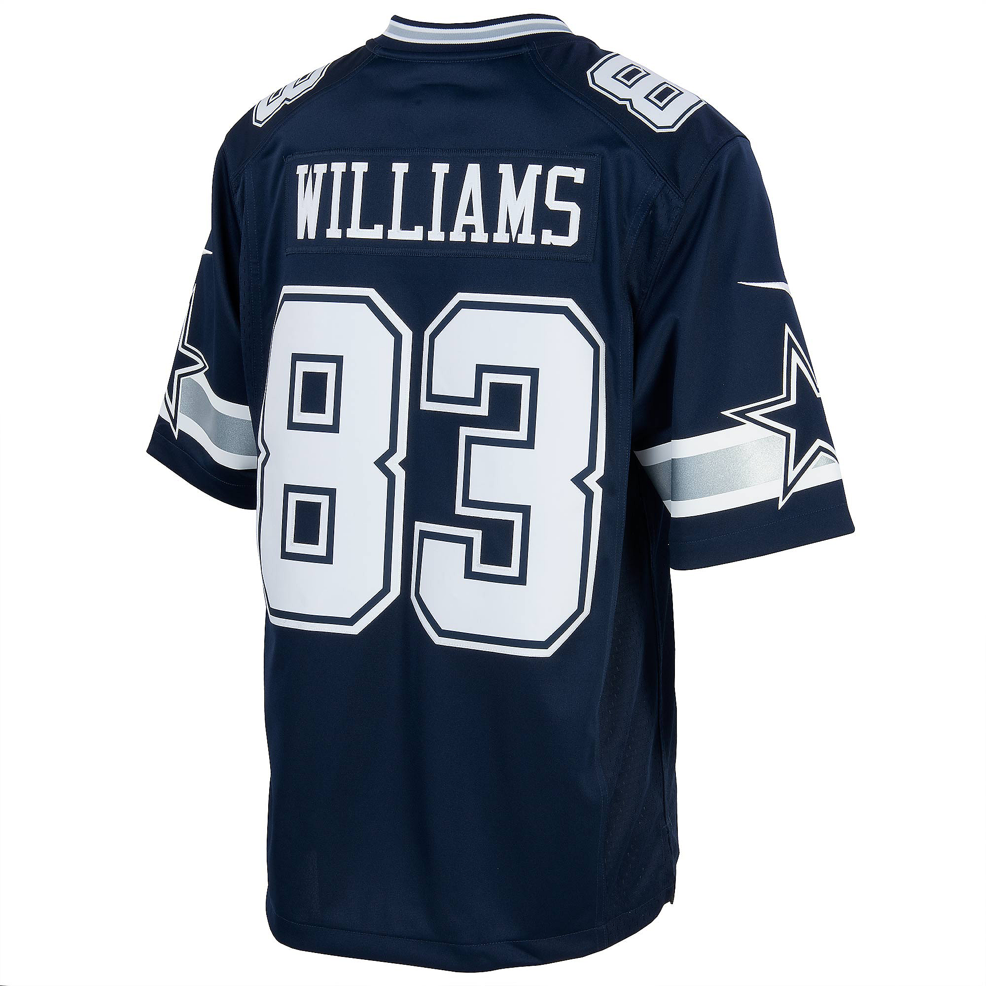 huge discount fc89b 4461a Dallas Cowboys Terrance Williams #83 Nike Navy Limited ...