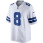 Dallas Cowboys Legend Troy Aikman Nike White Limited Jersey