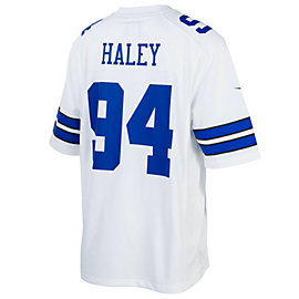 Dallas Cowboys Legend Charles Haley Nike Game Replica Jersey