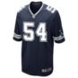 Dallas Cowboys Jaylon Smith Nike Navy Game Replica Jersey